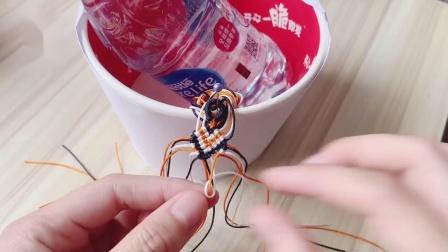【鹿儿手作】如意粽 绳结编法教程 端午节手工DIY