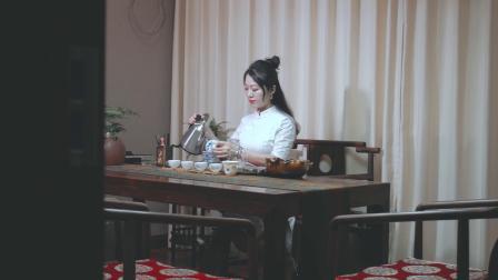 茶之道茶艺会所展示视频