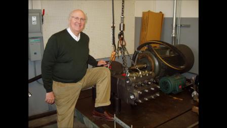 Hydra-Cell® 万纳尔工程有限公司 感谢WANNER CEO  Bill Wanner