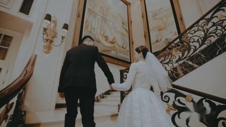 草莓智造作品——大连城堡酒店婚礼集锦