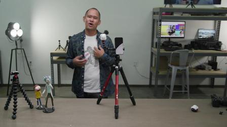 JOBY RangePod Smart手机相机两用三脚架