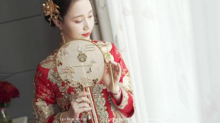 CHEN & ZHANG 2020.10.24婚礼快剪 | 青蓝社出品