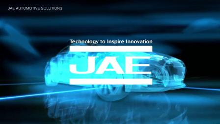 JAE连接器 车载连接器解决方案