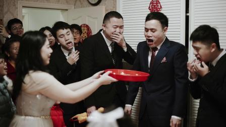 刘闯+陈慧 ·婚礼快剪|逆拾帧影像出品