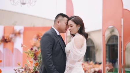 【宋先生电影工作室】刘洋行+凌子惠 婚礼快剪