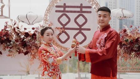[WE FILM 作品](我们影像)20201027太原洲际酒店中式婚礼电影