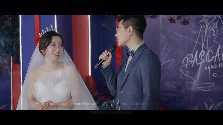 [WE FILM 作品](我们影像)20201121太原丽华酒店婚礼电影