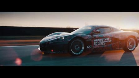 JUICE X RIMAC —— 克罗地亚超级跑车邂逅瑞士精准