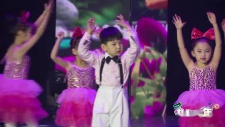 """江西省""""追梦少年""""少儿舞蹈大赛《你笑起来真好看》---贝筱贝舞蹈艺术中心"""