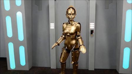 Inside the Metropolis Robot