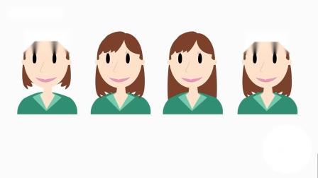 俄语A2听力练习(中俄对照)—女子想要什么样的发型?