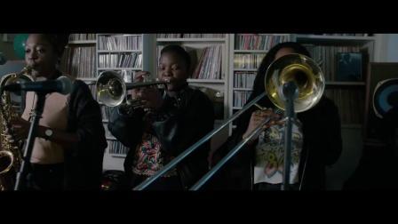 Kokoroko - Uman, Brownswood Basement Session 2012 西非融合.AfroBeat