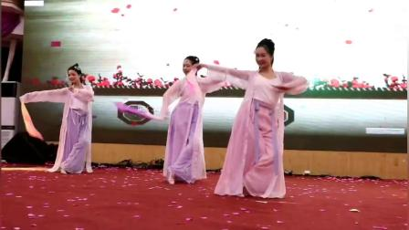 2020广汉会汉服年会-古典舞《秦淮景》2020.12.20鸿星酒家