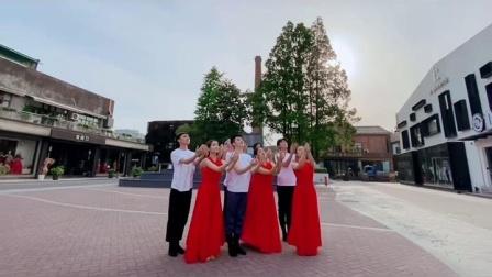 《灯火里的中国》正面 凰埔舞蹈艺术中心