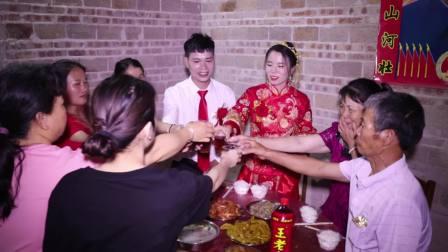 李剩林陈德莲婚礼录像(美美新娘)拍摄2021.5.1