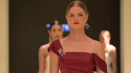 贾普·皮特利卡2021年春夏阿拉伯高级时装秀