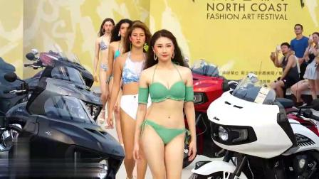 WAVE SHINE品牌夏日泳装秀