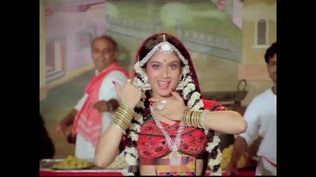 中字印度歌舞《热辣的舞娘》Meenakshi Sheshadri
