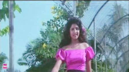 宝莱坞梦幻女神 Divya Bharti 90年代经典电影《心有灵犀》经典主题插曲 Dil Aashna Hai