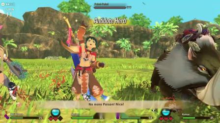 【3DM游戏网】《怪物猎人物语2:破灭之翼》新演示