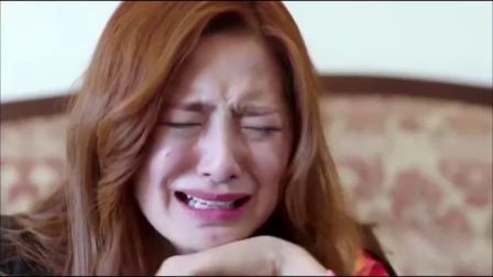 女演员拍哭戏哭不出来,导演拿出道具,哭的根本停不下来