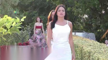 意大利维罗纳时尚女士休闲时装内衣秀(5)