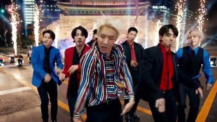 防弹少年团BTS《Butter》Global  Citizen  Live