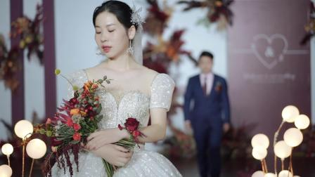 【磨磨盐出品】On Oct. 3nd 2021 Wedding