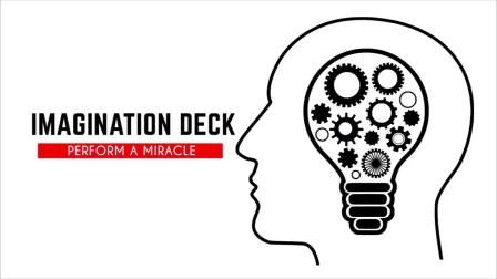 Imagination Deck by Anthony Stan, W. Eston & Manolo