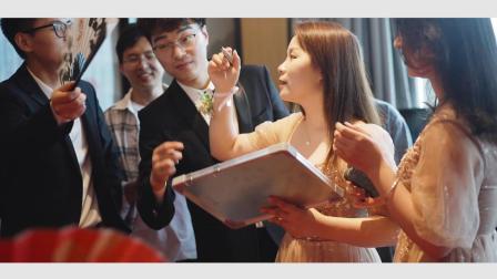 October 16, 2021【Mr. ZHOU&Ms. QIAN】婚礼快剪