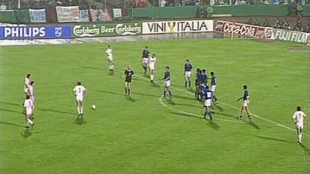 1988欧洲杯半决赛 苏联vs意大利