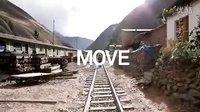 MOVE  行走