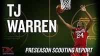 T.J. Warren Preseason Scouting Video