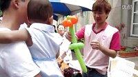 [气球]六瓣花一株