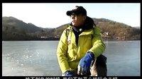 泗海钓鱼 排骨老虎路亚钓鱼游钓韩国冰钓鲈鱼实战 34集