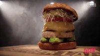 Tay Zonday 火鸡肉汉堡 - Burger Lab
