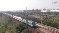 沪昆线K106(嘉东上跨)拍车——K808次(SS90001), T169次(DF4D3289)