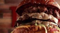 国庆日三叠汉堡 - Burger Lab