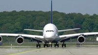 飞行员之眼✈法兰克福-旧金山A380 【中文字幕】PilotsEYE
