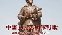 中国人民志愿军战歌1(朝鲜故事片《兄弟之情》插曲)