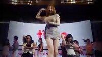阳光姐妹淘美腿女星 姜素拉sora  tving广告