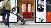 Stigo可折叠电动车