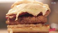 豪华腌肉蛋麦满分早餐 - Burger Lab