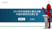 社科奖—苏州经贸职业技术学院火生团队总决赛现场答辩PPT视频