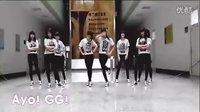 若风制作:少女时代《i got a boy》-沈阳医学院女大学生青春舞蹈