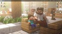 icrdr minecraft 动画美图教室 003 小呀小苹果