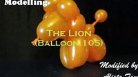 小也魔术气球教程-单根狮子_480P