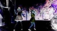 若风制作:小苹果美女舞蹈-高音鬼畜版-来自喵星人!请保护好耳朵