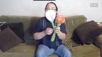 小也魔术气球教程-简单花教程_360P