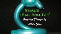 小也魔术气球-单根蛇_480P